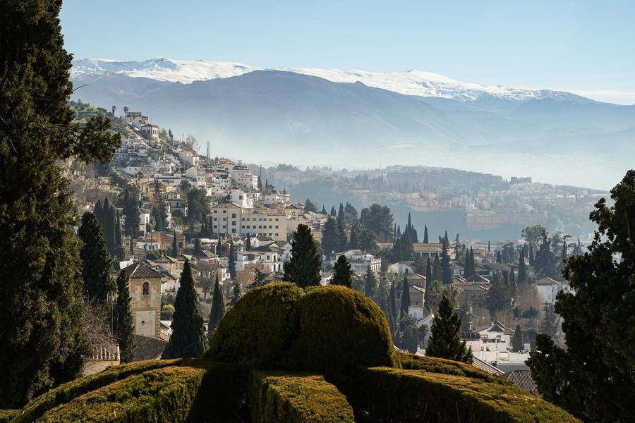 Best 12 destinations for a holiday in Andalucia
