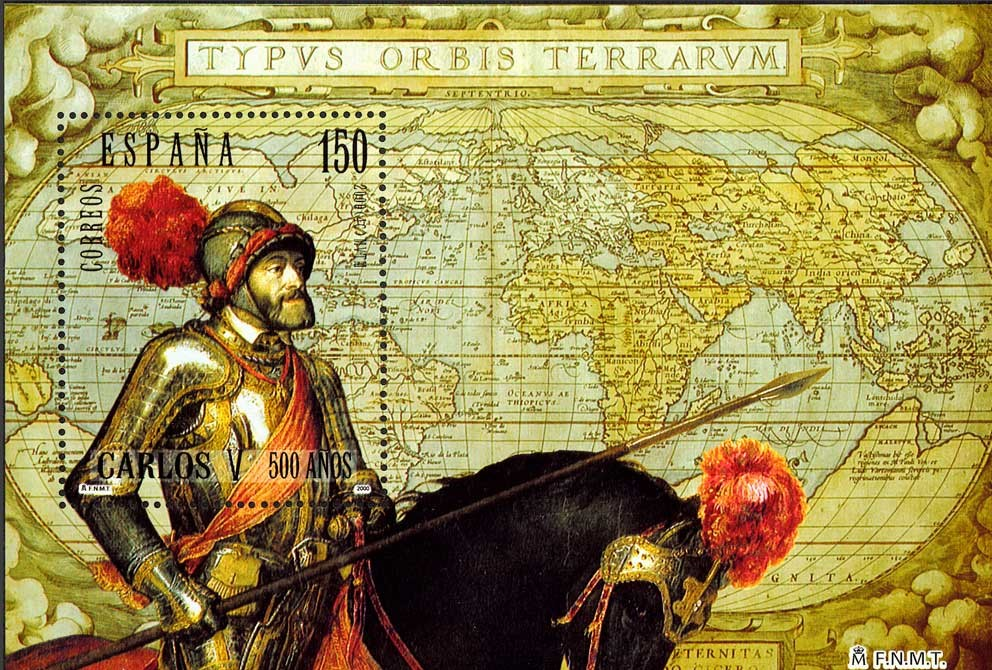 Charles V, king and emperor