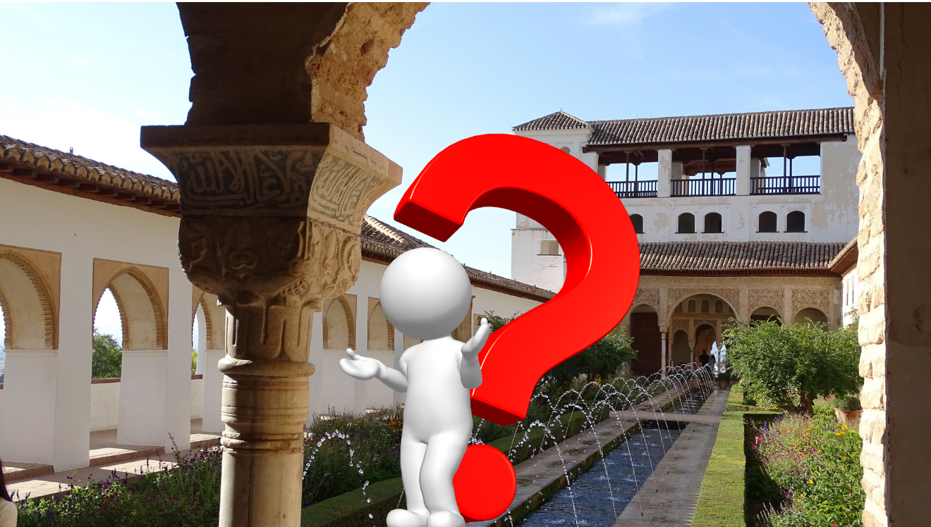 4 important questions to know the answer to, before visiting the Alhambra in Granada